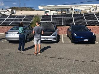 3 Tesla 3s